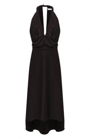 Платье-миди Chloé. Цвет: черный
