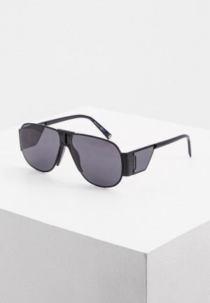 Очки солнцезащитные Givenchy GV 7164/S 807. Цвет: черный