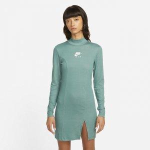 Платье с длинным рукавом Air - Зеленый Nike
