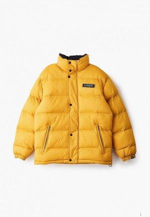 Куртка утепленная Napapijri TAMMIKUU. Цвет: желтый