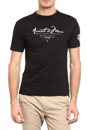 T-Shirt Armata di Mare. Цвет: black