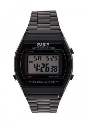 Часы Casio Collection B640WB-1A. Цвет: черный