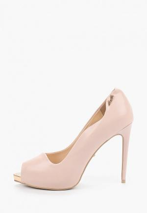 Туфли Lino Marano. Цвет: розовый