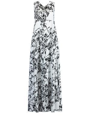 Платье Chapurin. Цвет: разноцветный
