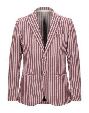 Пиджак MR MASSIMO REBECCHI. Цвет: кирпично-красный