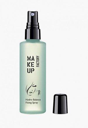 Фиксатор для макияжа Make Up Factory Hydro Balance, 100 мл. Цвет: прозрачный