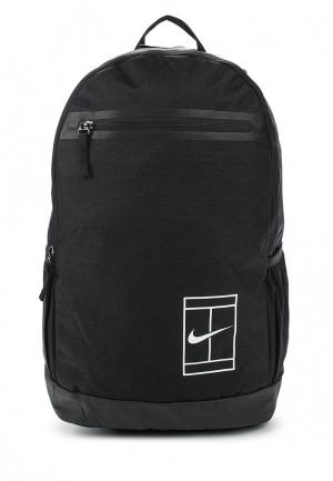 Рюкзак Nike COURT TENNIS BACKPACK. Цвет: черный