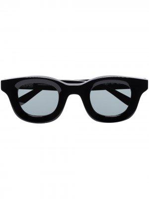 Солнцезащитные очки Rhude Rhodeo 101 Thierry Lasry. Цвет: черный