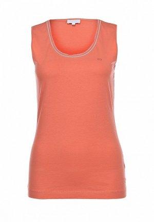 Майка Escada Sport ES006EWARI49. Цвет: оранжевый