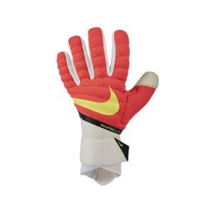 Футбольные перчатки Phantom Elite Goalkeeper - Красный Nike