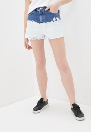 Шорты джинсовые Max&Co. Цвет: синий