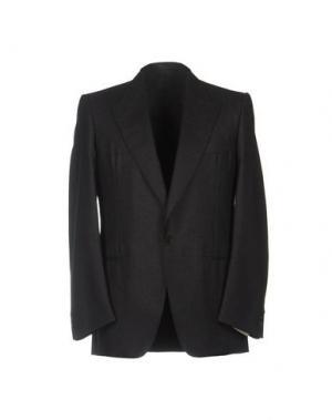 Пиджак HARRISON. Цвет: стальной серый