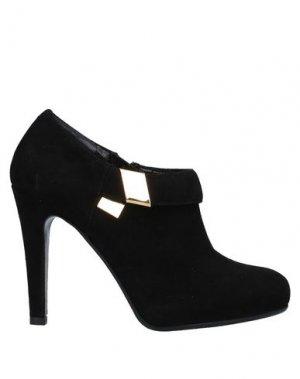 Ботинки ALBANO. Цвет: черный
