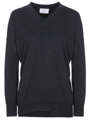 Пуловер классический SNOBBY SHEEP. Цвет: серый