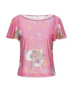 Блузка EAN 13. Цвет: фуксия