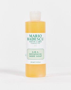Мыло для тела с AHA-кислотами и растительными экстрактами , 236 мл-Бесцветный Mario Badescu
