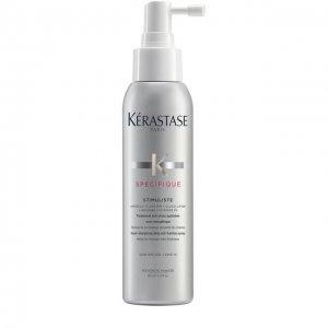 Уход-спрей от выпадения волос Specifique Stimuliste Kerastase. Цвет: бесцветный