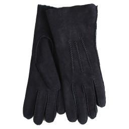 Перчатки CURLY/ND темно-синий AGNELLE