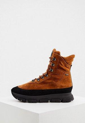 Ботинки Högl CLIMBER. Цвет: коричневый