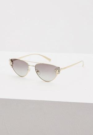 Очки солнцезащитные Versace VE2195B 125211. Цвет: золотой