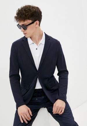 Пиджак Armani Jeans. Цвет: синий