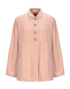Куртка SIYU. Цвет: телесный