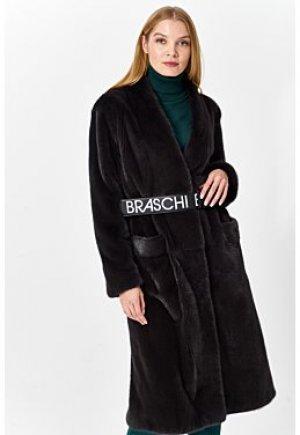 Шуба из аукционного меха норки NAFA Braschi