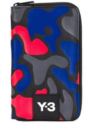 Кошельки и визитницы Y-3. Цвет: многоцветный