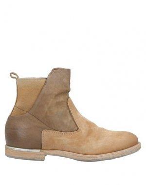 Полусапоги и высокие ботинки AIR STEP. Цвет: песочный