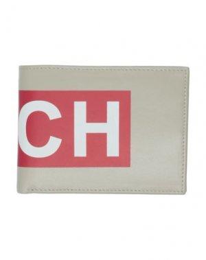 Бумажник JOHN RICHMOND. Цвет: хаки