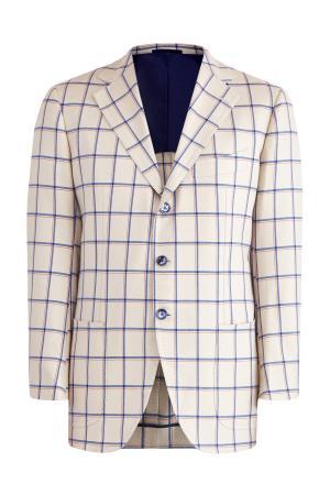 Пиджак CESARE ATTOLINI. Цвет: бежевый
