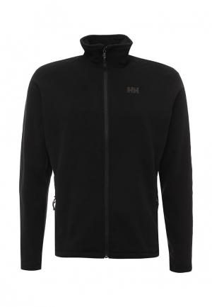 Олимпийка Helly Hansen DAYBREAKER FLEECE JACKET. Цвет: черный