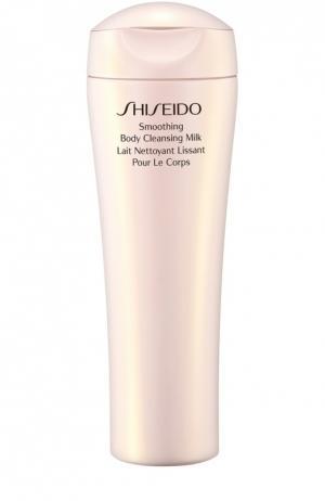 Очищающее молочко для тела Shiseido. Цвет: бесцветный