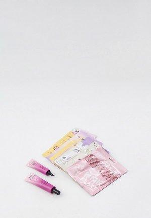 Набор для ухода за лицом Shary №8. COLLAGEN BOX Активный лифтинг и подтяжка кожи с коллагеном. Цвет: прозрачный