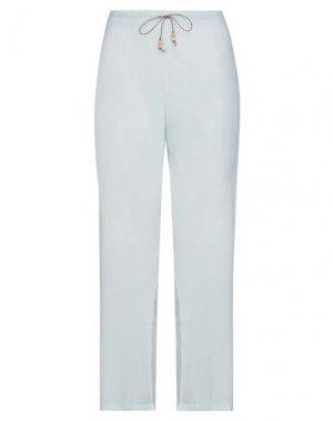 Повседневные брюки FLIP FLOP. Цвет: небесно-голубой