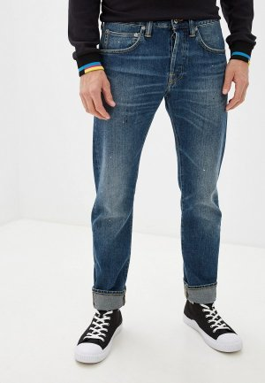 Джинсы Edwin ED-55 Left Hand Denim 12,6 oz. Цвет: синий