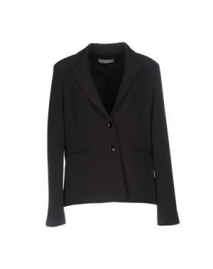 Пиджак MARCELLO SANGIORGI. Цвет: свинцово-серый
