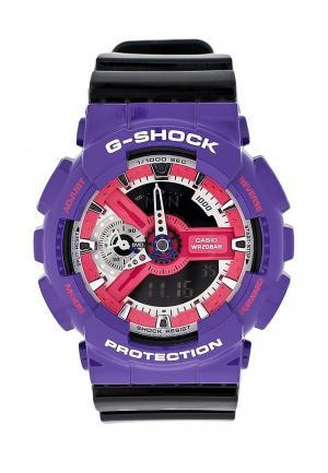 Часы Casio G-SHOCK GA-110NC-6A. Цвет: разноцветный