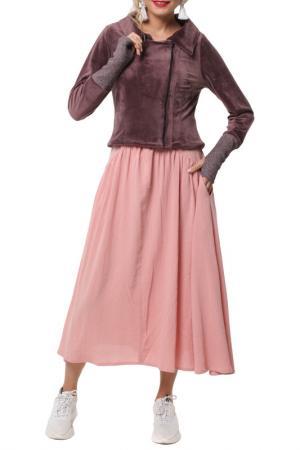 Куртка Kata Binska. Цвет: фиолетовый