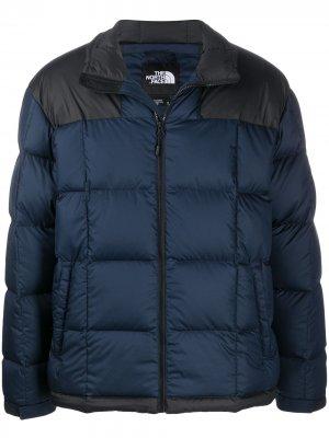 Куртка-пуховик The North Face. Цвет: черный