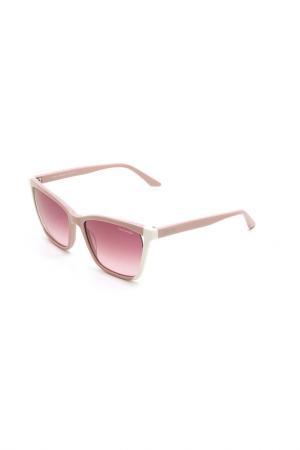 Очки солнцезащитные Guy Laroche. Цвет: 566 розовый, белый