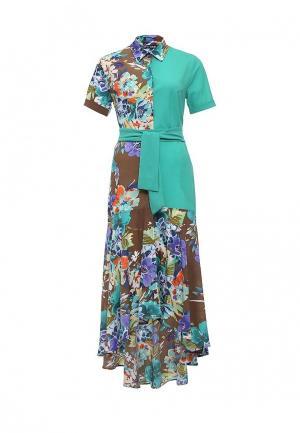 Платье Love & Light. Цвет: разноцветный