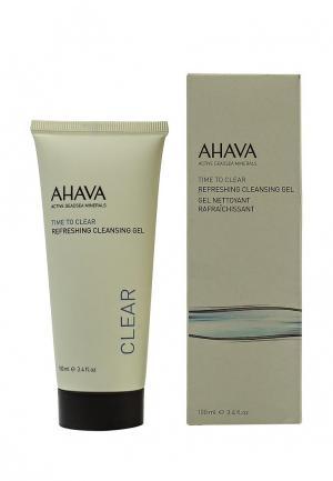 Гель для умывания Ahava Time To Clear Освежающий очищения кожи 100 мл