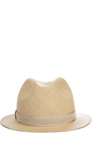 Шляпа Mia Loro Piana. Цвет: бежевый