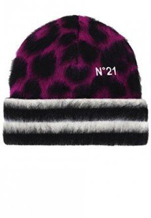 Шапка No21. Цвет: розовый