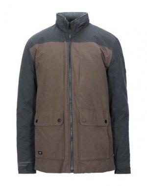 Куртка GLOBE. Цвет: хаки