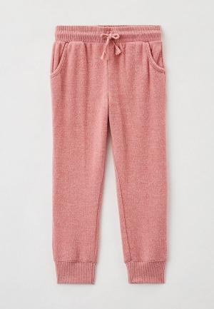 Брюки спортивные Cotton On. Цвет: розовый