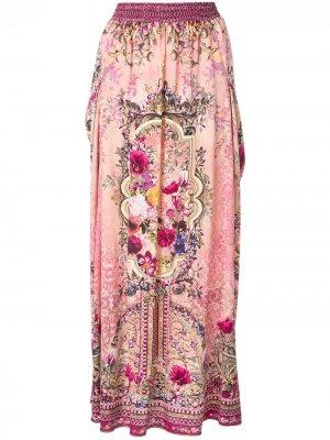 Присборенная юбка Camilla