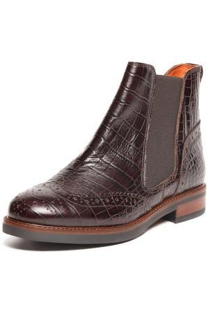 Ботинки BAGATT. Цвет: коричневый
