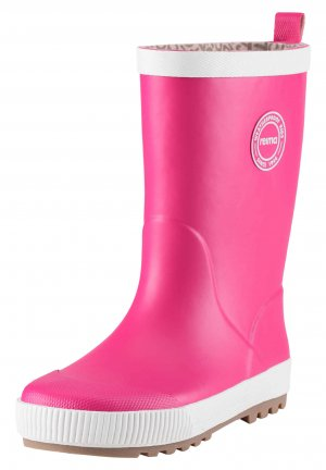 Резиновые сапоги Taika Розовые Reima. Цвет: розовый